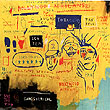 Jean-Michel-Basquiat : Hollywood Africans : $355