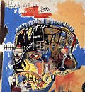 Jean-Michel-Basquiat : Skull Untitled : $369