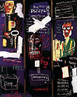 Jean-Michel-Basquiat : Horn Players : $369