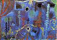 Paul Klee : Hermitage 1918 : $345