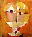 Paul Klee : Senecio 1922 : $345