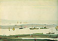 L-S-Lowry : The Estuary 1956 : $369