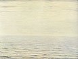 L-S-Lowry : The Sea 1963 : $389
