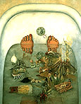 Frida Kahlo : What I saw in the Water 1938 : $389