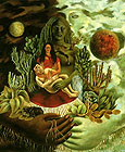 Frida Kahlo : Love Embrace of the Universe 1949 : $365
