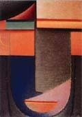 Alexej von Jawlensky : Evening 1929 : $325