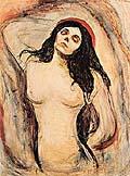 Edvard Munch : Madonna : $339