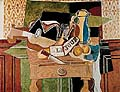 Georges Braque : The day 1929 : $339