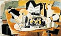 Georges Braque : Still Life The Table : $369