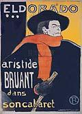 Henri Toulouse Lautrec : El Dorado  : $369