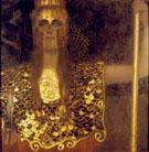Gustav Klimt : Pallas Athene 1898 : $379