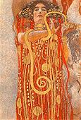 Gustav Klimt : Hygeia c1907 : $379