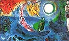 Marc Chagall : The Concert : $369