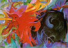 Franz Marc : Fighting Forms 1914 : $345