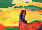 Franz Marc : Horse in the Country : $399
