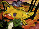 Franz Marc : The Yellow Cow : $399