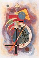 Wassily Kandinsky : Hommage a Grohmann : $369
