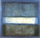 Mark Rothko : No 27 Light Band White Band : $375