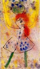 Paul Klee : Mit Grunen Stumpfen 1939 : $365