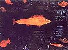 Paul Klee : The Golden Fish : $369