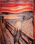 Edvard Munch : The Scream : $335