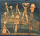 Paul Klee : Open-Air Sport : $365