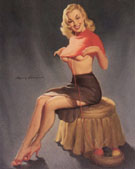 Pin Ups : They Tell Me I'm a Standout 1959 : $395