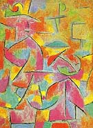 Paul Klee : Aunt and Child : $369