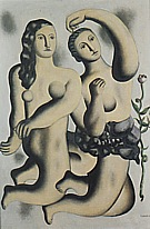 Fernand Leger : The Dance  1929 : $369