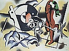 Fernand Leger : Contrast of Objects  1930 : $409