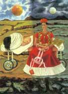 Frida Kahlo : Tree of Hope : $349