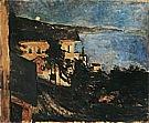 Edvard Munch : Moonlight over Oslo Fjord  1891 : $345
