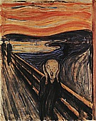 Edvard Munch : The Scream  1893 : $365