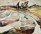 Edvard Munch : The Wave 1921 : $345