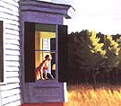 Edward Hopper : Cape Cod Morning : $339