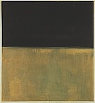 Mark Rothko : Untitled 70 Black on Gray 1969  : $375