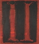 Mark Rothko : 1962 Harvard Sketch : $369