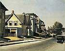 Edward Hopper : Street Scene Gloucester : $369