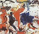 Willem De Kooning : Untitled V  1976 : $335