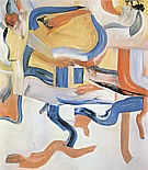 Willem De Kooning : Untitled I  1982 : $405