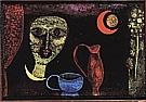 Paul Klee : Ceramic Mystic  1925 : $369