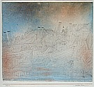 Paul Klee : Olympus in Ruin  1926 : $369