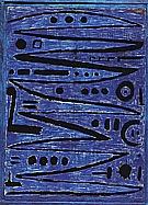 Paul Klee : Heroic Fiddling  1938 : $369