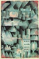 Paul Klee : Dream City  1921 : $345