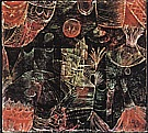 Paul Klee : Stage Landscape 1922 : $375