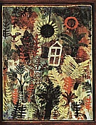 Paul Klee : Garden Landscape  1918 : $345