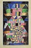 Paul Klee : Architectural Script  1918 : $345