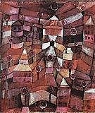 Paul Klee : Rose Garden  1920 : $369