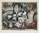 Paul Klee : Dry Cool Garden  1921 : $369