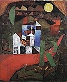 Paul Klee : Villa R  1919 : $345
